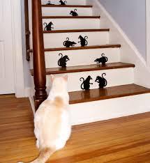 escalier peint 2 couleurs tous les conseils pour peindre ou vernir un escalier marie claire