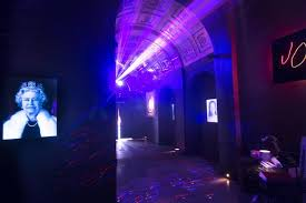 a laser party is coming to sketch this christmas london evening