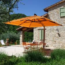 Patio Offset Umbrellas Commercial Outdoor Umbrellas Patio Umbrellas The Shade Experts