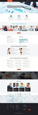 theme bureau business bureau wp template