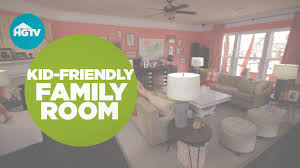 how to decorate living room kid friendly living room u0026 dining room decorating ideas hgtv