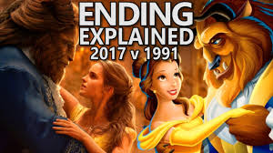 disney u0027s beauty and the beast ending explained major differences