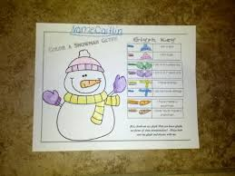 snow snowmen unit