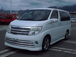 nissan elgrand rider supplied fully uk reg direct from japan more