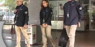 Net Tv Celana Chino Seragam Crew Net Tv Braga Tailor