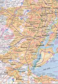map of nj map of nj map of new jersey nj map new jersey map with