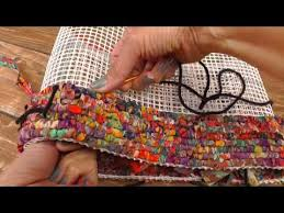 Rug Hooking Supplies Australia Locker Hooking Tutorial Part 2of2 Beverly U0027s How To Youtube