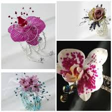 wrist corsages for prom prom wrist corsage didsbury flower lounge didsbury manchester
