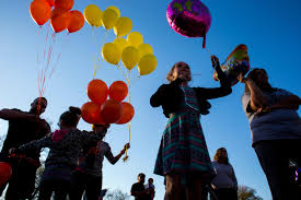balloon delivery peoria il investigation continues into shooting of pekin girl news