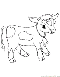 cute farm animal coloring pages hen animal coloring