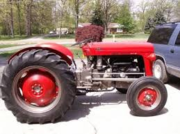 273 best mf images on pinterest farming antique tractors and mario