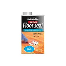 ronseal clear satin laminate floor seal1l departments diy at b q