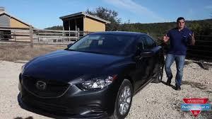 Mazda 6 Rating 2014 Mazda6 Review Youtube