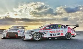 nissan altima coupe race car nissan launches 2016 altima v8 supercar and gt r nismo gt3
