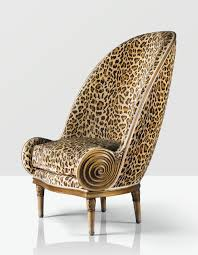 Leopard Armchair If I Were A Chair The English Room
