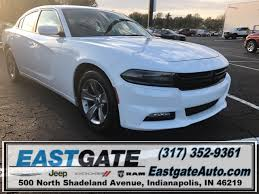 eastgate chrysler jeep dodge ram pre owned 2016 dodge charger sxt 4d sedan in indianapolis