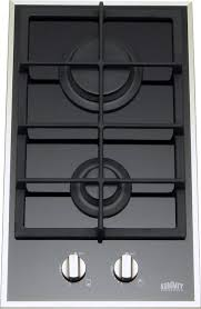 Sealed Burner Gas Cooktop Buy Summit Gc2bgl Gas On Ceramic Glass 2 Burner Cooktop At