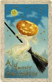 24 vintage halloween cards that are nostalgic u2014 but a bit creepy