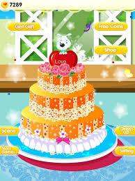 Wedding Cake Games Romantic Wedding Cake U2013 Masterchef Costumed Dessert Design