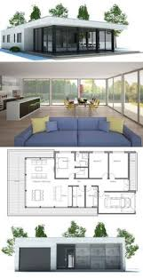minimalist house design floor plan from concepthome com narrow