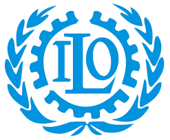 international organizations for human rights ilo international labour organization logo eps pdf