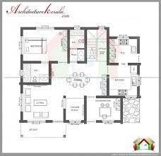 3 bedroom home plans fascinating kerala style 3 bedroom single floor house plans home