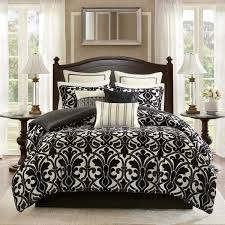 Jacquard Bedding Sets Bombay Harrison Black Chenille Jacquard Bedding Set Free