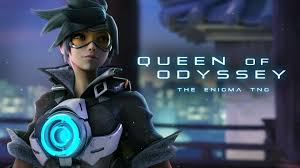 cyberpunk electronica queen of odyssey youtube