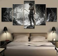 China Home Decor by Online Buy Wholesale Tomb Raider Art From China Tomb Raider Art