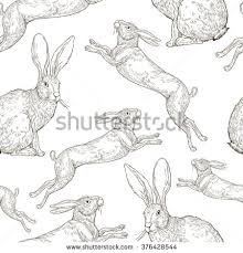 vintage rabbit vintage rabbit stock images royalty free images vectors