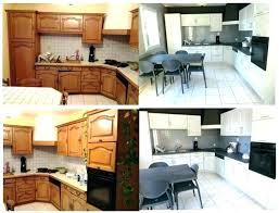 refaire cuisine prix refaire cuisine refaire sa cuisine sans changer les meubles comment