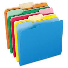 colored resume paper colored file folders by pendaflex pfx15213asst ontimesupplies com pfx15213asst thumbnail 1