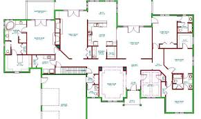ranch floor plans with split bedrooms best of 20 images split level ranch house plans home plans