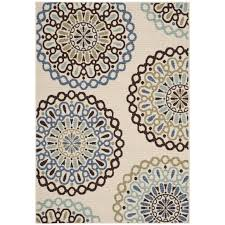 Nautical Indoor Outdoor Rugs by Flooring Nautical Anchors Terra Indoor Outdoor Rugs For Chic