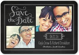 Save The Dates Magnets Chalkboard Love Announcement Magnet Save The Date Magnets