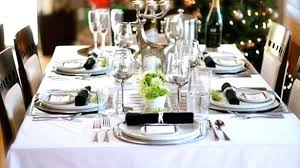 how to decorate dinner table simple dinner table setting ideas eye catching dining table