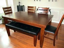 build a bench for dining table wall mounted dining table dianewatt com