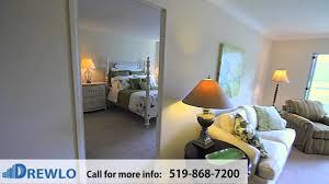 2 Bedroom Apartments Woodstock Ontario Capulet Towers Elgin Model 2 Bedroom Apartment For Rent In