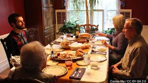 how was your post election thanksgiving politics dinner table talk