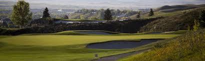 the links of gleneagles golf course near calgary ab cochrane