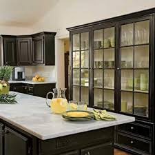 Painted Black Kitchen Cabinets Cabinets For Kitchen Modern Black Kitchen Cabinets Is Absolutely