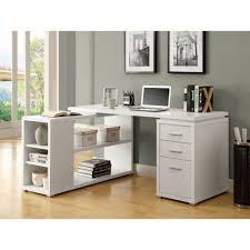 grey desk with drawers desk white office furniture wooden corner desk l shaped desk