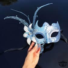 blue masquerade masks best 25 blue mask ideas on black paint venetian