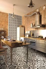 carrelage design cuisine 1001 modèles de cuisine avec carreaux de ciment