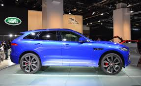 jaguar jeep 2018 2017 jaguar f pace crossover photos and info u2013 news u2013 car and driver