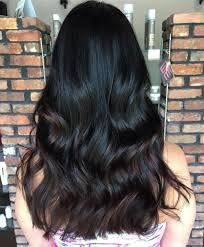 long brown hairstyles with parshall highlight 20 jaw dropping partial balayage hairstyles