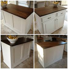 remodel kitchen island remodelaholic update a plain kitchen island or peninsula with