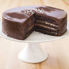 chocolate and caramel fudge cake recipe best cake recipes