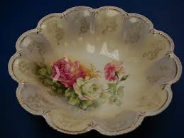 rs prussia bowl roses 255 best prussia china images on prussia decorative