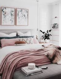 Bedroom Decor Ideas Pinterest Blush White And Grey Bedroom Inspiration Amazing Artwork